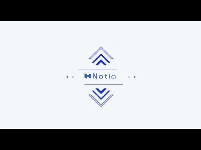 Notiaのイメージ