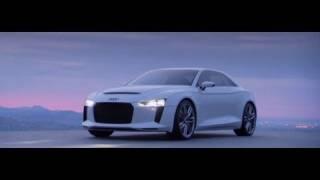 video thumbnail of Audi Quattro Concept - Paris Motorshow 2010 - GTChannel