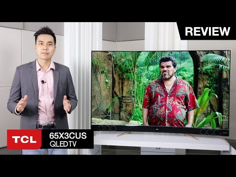 Review | TCL 65X3CUS 4K QLED TV พร้อมระบบ Android TV แท้