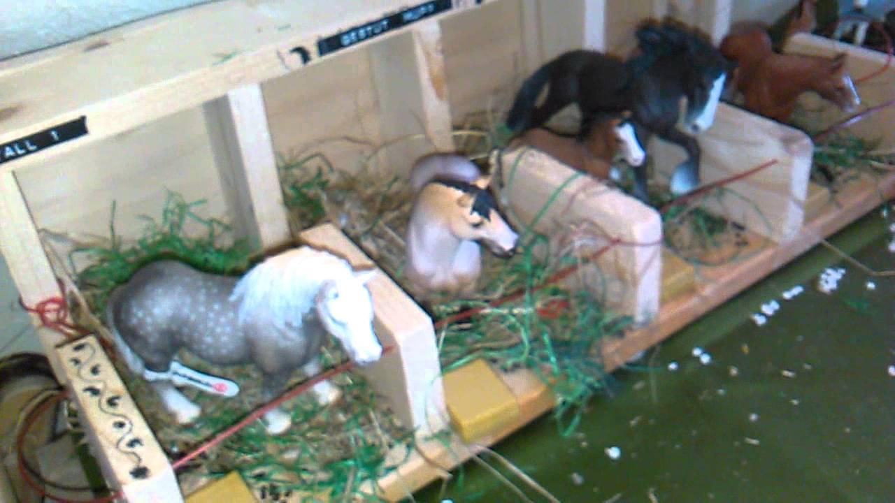 Schleich Pferde die Tinker Wolf Ranch - YouTube