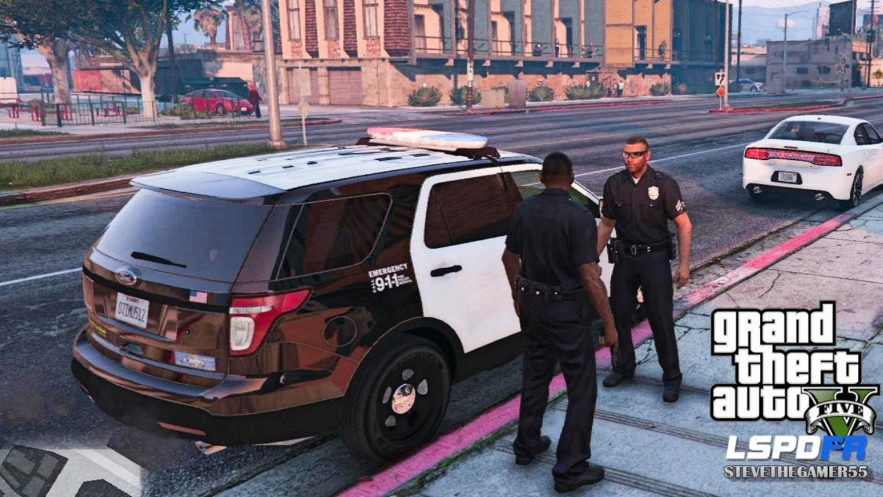 Gta 5 Pc Mods Lspdfr Police Simulator Ep 19 No Commentary