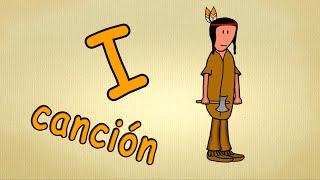aprender español para niños - La letra I -como aprender hablar español