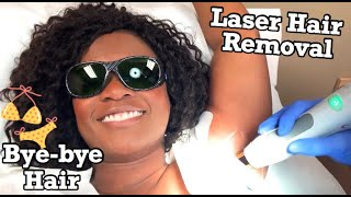 Bye Bye Hair Removal | Laser Hair Removal Treatment Video | Ideal Image Reviews
