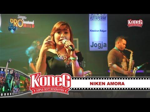 KONEG LIQUID feat Niken Amora - Ai Se Eu Te Pego [1st Anniversary KONEG BAND - Liquid Cafe Jogja]