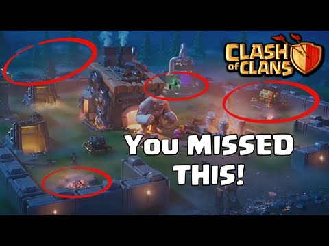THINGS YOU MISSED In THE SEE YOU LATER, BUILDER BASE Commercial | CoC Update Lea