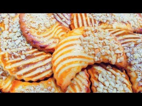 recette-gâteaux-sans-beurre---biscuit-recipe-without-butter