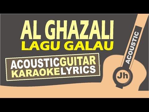 Al Ghazali - Lagu Galau OST. Anak Jalanan RCTI (Acoustic Karaoke Instrumental)