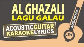 Video Al Ghazali - Lagu Galau OST. Anak Jalanan RCTI (Acoustic Karaoke Instrumental) download MP3, 3GP, MP4, WEBM, AVI, FLV Desember 2017