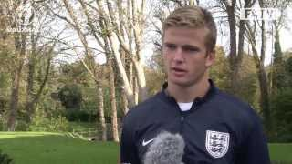 Sporting Lisbon's Eric Dier on upcoming England U21s' match vs Finland