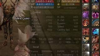 L2  interlude  Server [Multiskill]