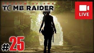 "[Archiwum] Live - Shadow of the Tomb Raider! (9) - [1/3] - ""A nuż to nóż"""