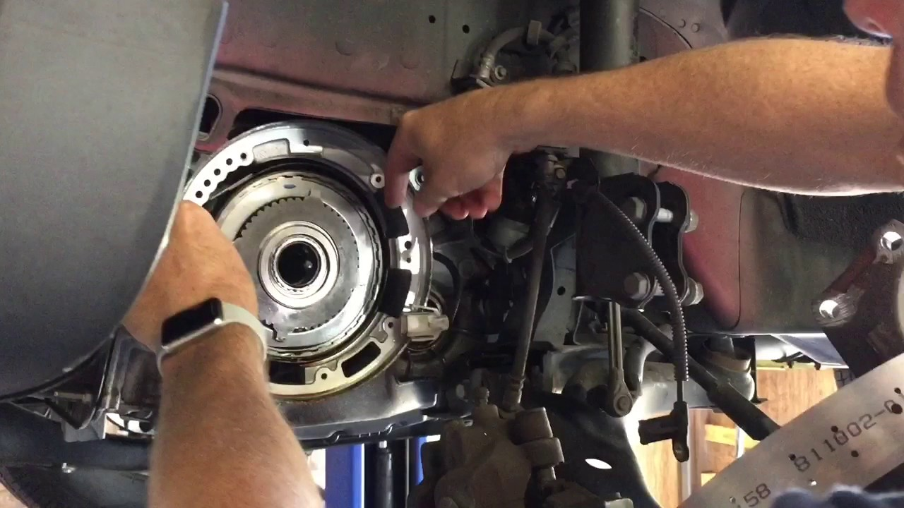 cd4e transmission 2 4 band replacement in vehicle ford escape mazda tribute mercury mariner [ 1280 x 720 Pixel ]