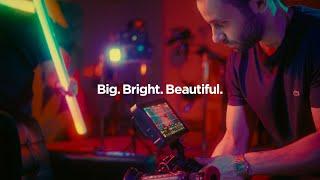 Introducing Shinobi 7 - Big.Bright.Beautiful