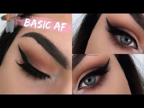 Basic Eyeshadow Tutorial For Beginners