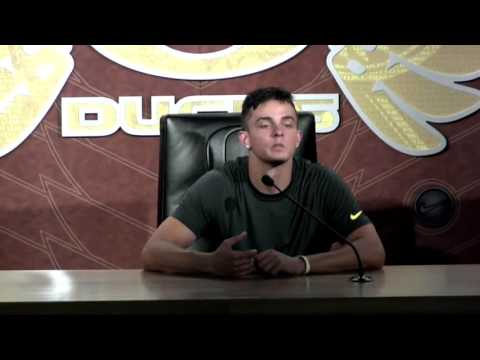 Devon Allen reflects on Rio Olympics, looks ahead to Oregon Ducks football season