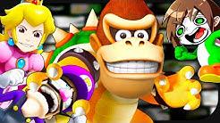 4 YouTuber spielen Mario Party 4 und einer wird Bowser!