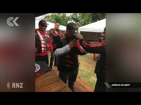 Inside a Mongrel Mob patching ceremony