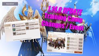 Epic Fantasy Idle RPG - 1.14.0 Update screenshot 5