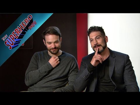 Daredevil Cast Answer Your Questions  The Superhero