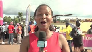 Grand Prix Cycliste Chantal Biya 2015 - 2ème Étape : Yaoundé / Ebolowa