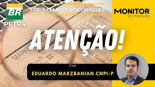 PETR4 | ATENÇÃO! -  21/10/2021
