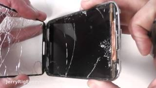 Galaxy S4 JUST THE GLASS Screen Repair BEST Video(Here is the White GS4 Glass: ..., 2014-06-05T06:55:32.000Z)