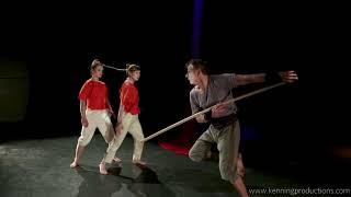 Pozemní akrobacie / Japonská balada / Kenning Productions