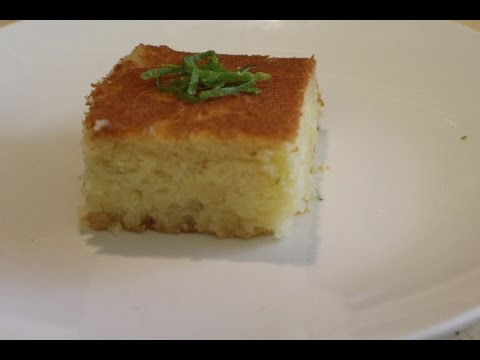 Lime Syrup Cake (Simple Baking)