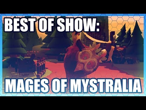 Mages of Mystralia Gameplay & Impressions
