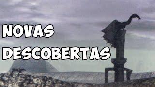 Shadow of the Colossus - ARENAS DOS COLOSSOS EXCLUÍDOS