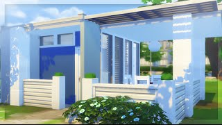 THE SIMS 4 | SPEED BUILD | 4 X 4 CHALLENGE