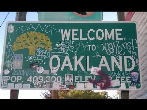 Tour Of Oakland Ca Youtube