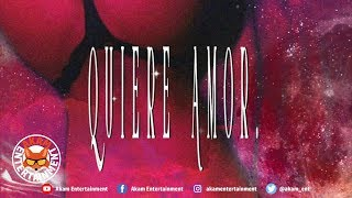 Dre Kalil - Quiere Amor - January 2019