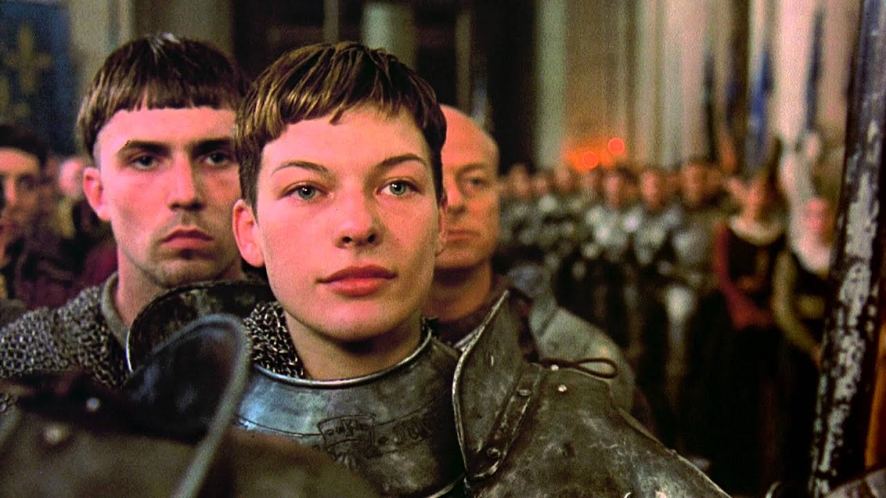 The Messenger The Story Of Joan Of Arc