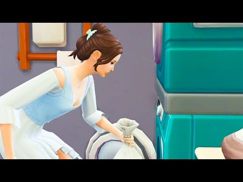 Laundry Day Stuff || BUY MODE & GAMEPLAY OVERVIEW || The Sims 4 || 1st Impressions