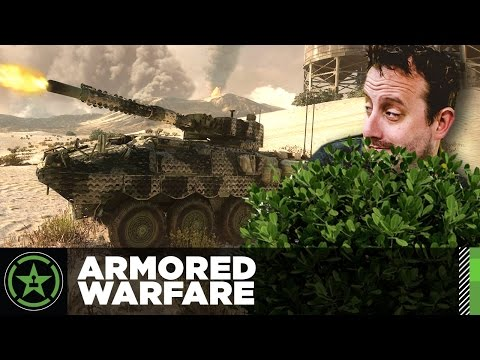 Let's Play - Armored Warfare