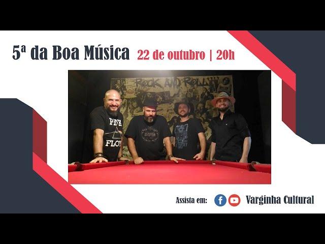 Banda Bluedrops - live 5ª da Boa Música