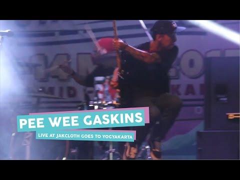 [HD] Pee Wee Gaskins - Dari Mata Sang Garuda (Live at JakCloth Goes to Yogyakarta, Mei 2017)