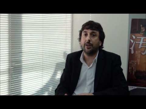 Entrevista com Vicente Amorim