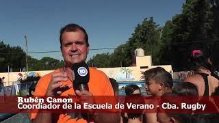 CBA RUGBY - ESCUELA DE VERANO