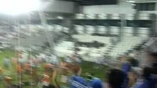 アウェイカタール戦 W杯アジア最終予選 スタジアムの風景