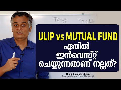 ULIPs vs Mutual