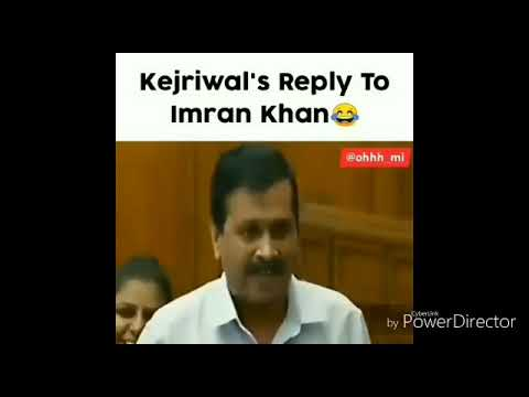 Best funny reply of Arvind kejriwal to imran khan on surgical strike2.0 :) :) Mp3