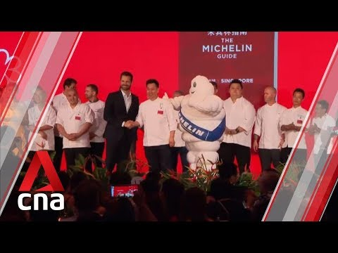 Michelin Guide Singapore 2019: Two restaurants get 3 Michelin stars for the first time