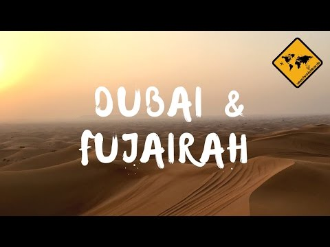 Best of Dubai & Fujairah * Top 8 Highlights * | unaufschiebbar.de