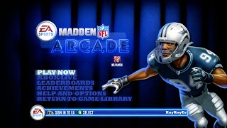 Madden NFL Arcade, Throwback Thursday