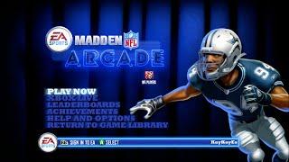 Madden Nfl Arcade, Throwback Thursday