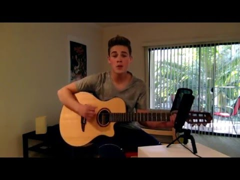 Love Yourself - Justin Bieber (Acoustic Cover by Ricardo Hurtado)