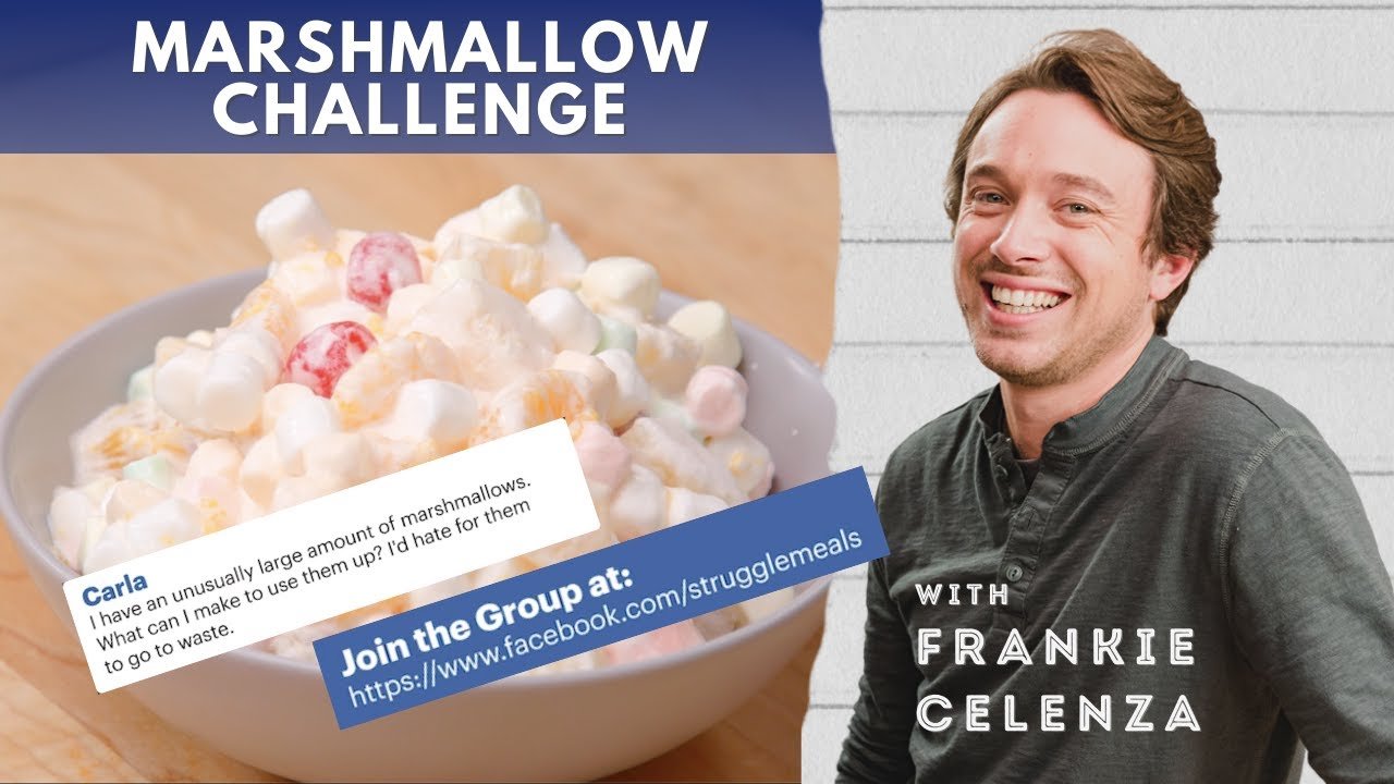 """What to Do with an """"Unusually Large"""" Amount of Marshmallows? 🤔"""
