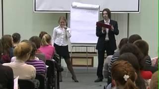Николай Ягодкин (тренинговый клуб Advance) на 1 канале